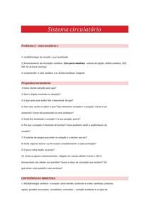 Problema 2 - intermediaria 1 funções biologicas