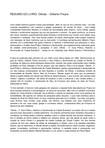 Resumo do livro: Olinda-Gilberto Freyre