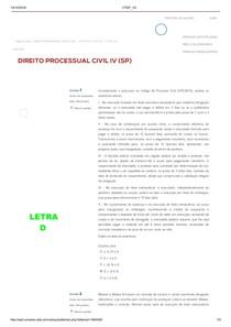 VTSP 1G processo civil 4