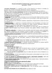 Resumo da disciplina de administração e projetos agropecuários