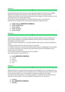 Avaliação On-Line 4 (AOL 4) - Questionário (Tópicos Integradores II - ADS)
