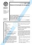 NBR 10898   1999   Sistema de Iluminação de Emergência