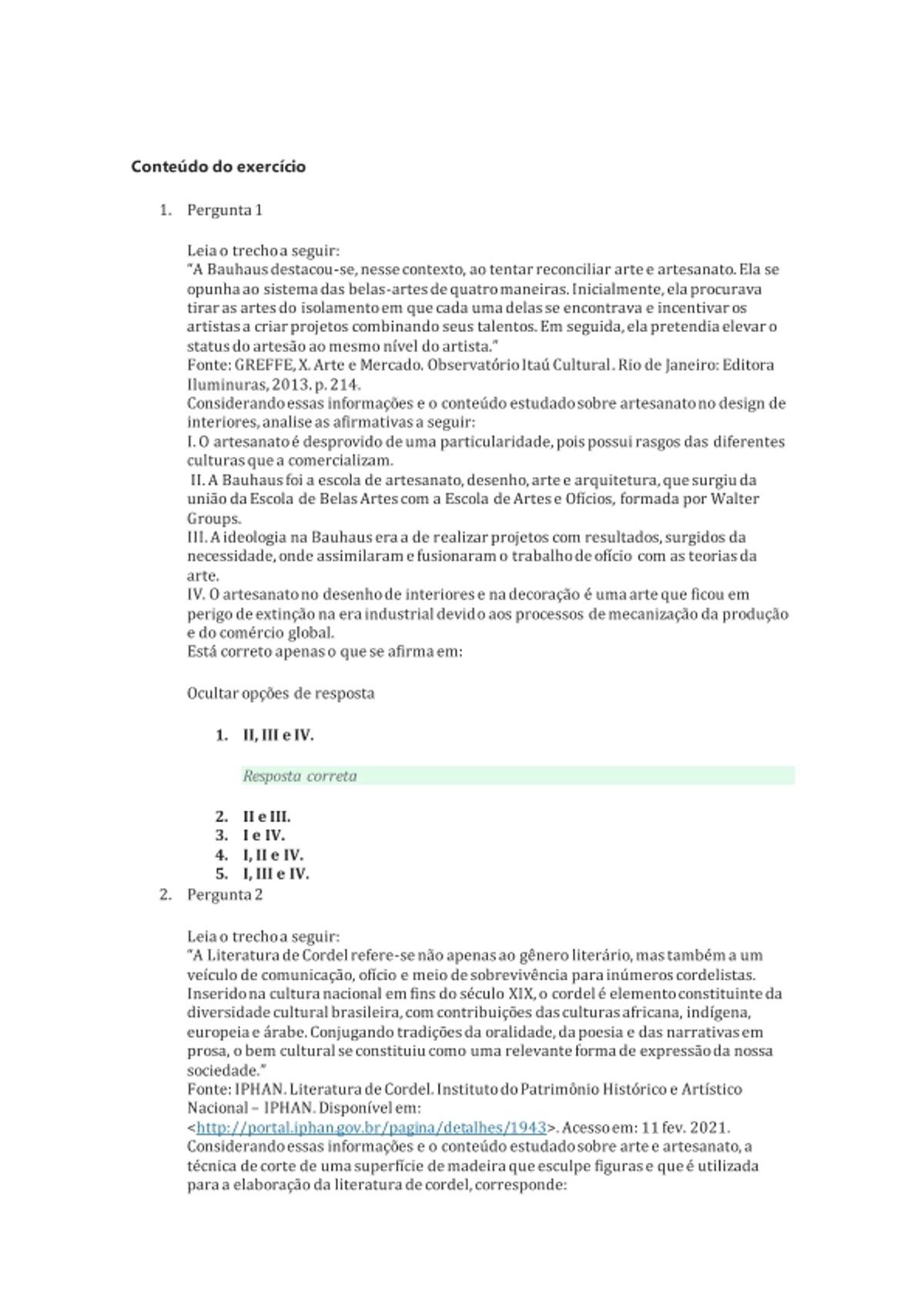 Pre-visualização do material AOL 02 - Revestimento, cultura e aplicação em projetos - Uninassau - página 1