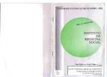 Racionalidades médicas: A medicina ocidental contemporânea - Camargo Jr. - 1993