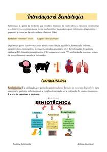 introdução a semiologia