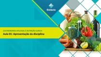 aula de gastronomia aplicada a nutrição clinica