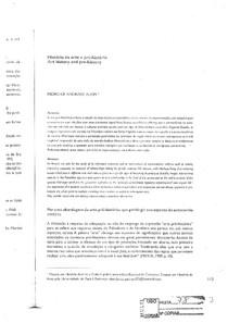 HisTória da Arte e pré história  - Pedro de Andrade Alvim