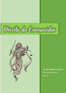 Apostila Direito do Consumidor - AV1 - COMPLETO