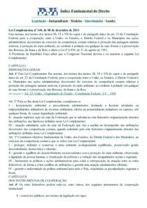 DJi - LC-000.140-2011 - Cooperação.Prot.Paisagens Naturais.Meio Ambiente.Preservação.Florestas.Fauna
