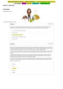 Aula 12 - Exercício_ Ética e Bioética em Saúde (on-line)