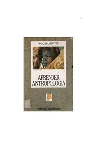 Aprender Antropologia (François Laplantine)