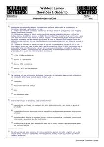 WL-A-Questões-12-Direito Processual Civil-049-PCI