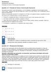 APOL 3 - PLANEJAMENTO ESTRATÉGICO E PRODUÇÃO DE TEXTOS E COMUNICAÇÃO EMPRESARIAL