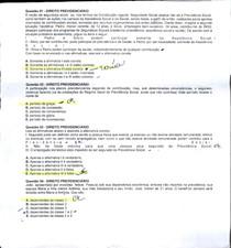 Prova Direito P.Formação Sociedade B.Serviços S.Expressoes.Ciencia Politica. Conhecimento Gerais