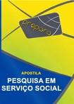servico social pesquisa