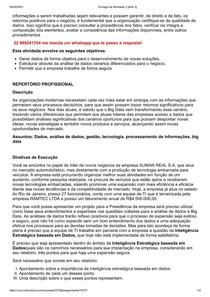 CIÊNCIA DE DADOS E INTELIGÊNCIA ARTIFICIAL AVA2 UVA EAD XUMAN REAL S.A RAMTEC LTDA