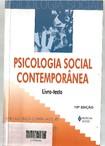 BERNARDES, J. de S. História. In: STREY, M. Psicologia Social Contemporânea. 5ª ed. Petrópolis: Vozes, 2001. pp. 19-35.