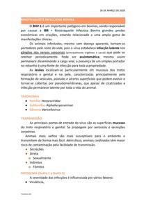 Aula 6 - RINOTRAQUEÍTE INFECCIOSA BOVINA (26 03) docx