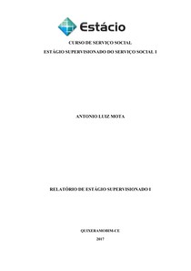 RELATORIO DE ESTÁGIO  - ESTÁCIO pdf1