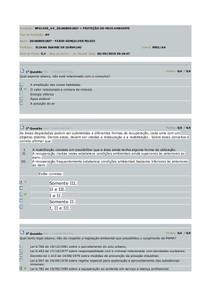 prova - 2019.1 - PROTEÇÃO DO MEIO AMBIENTE