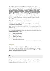 História Antiga Oriental PDF