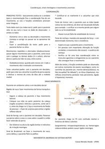 5 - Exame Neurologico- Coordenaçao, sinais meningeos e mov. anormais