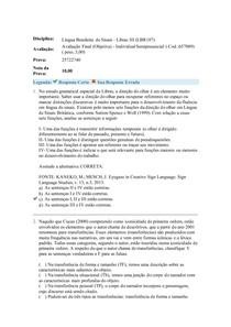 Língua Brasileira de Sinais - Libras III