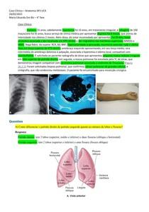 Caso Anatomia CA de Pulmão SP3 UCX