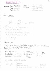 Notas de Aula e Exercícios - Concreto Armado II