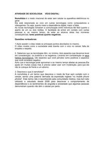 VICIO DIGITAL SOCIOLOGIA