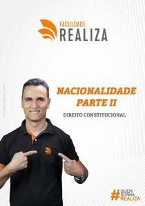 Direito constitucional nacionalidade parte 2