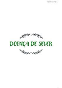 DOENÇA DE SEVER