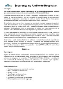 trabalho pdf segurança no ambiente hospitalar