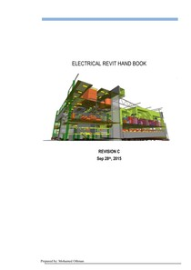 ELECTRICAL REVIT HANDBOOK - Revit - 4