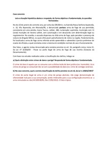 Casos Concretos de Direito Penal I 1-5