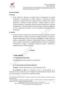 Resumo Direito Constitucional   Aula 14 (06.02.2012)