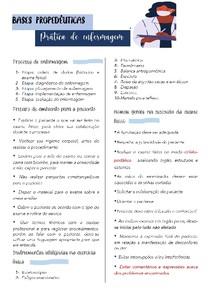 Bases propedêuticas (práticas de enfermagem)