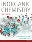 Inorganic Chemistry 4th edition by Catherine Housecroft Alan G. Sharpe