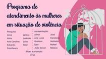 Programa de atendimento às mulheres em situação de violência