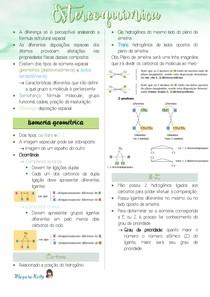 Estereoquímica (Estereoisomeria)