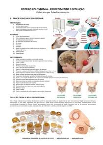 Roteiro Colostomia - Prática
