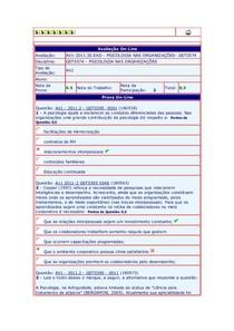 PSICOLOGIA NAS ORGANIZAÇÕES - AV1 (1)