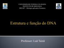 Estrutura e função do DNA