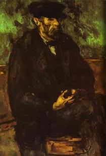 Paul Paul Cézanne - The Gardener Vallier