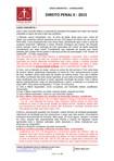 CASOS CONCRETOS COMPLETO 1 A 16 AULA - DIREITO PENAL II