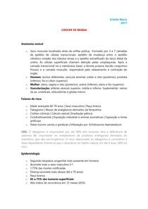 URO | NEFRO - CA de bexiga