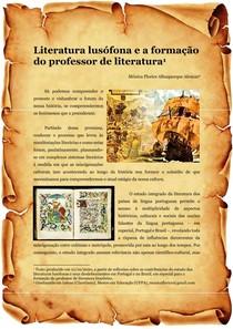 Estudo integrado das Literaturas Portuguesa e Brasileira: contribuições para a formação do professor de Literatura