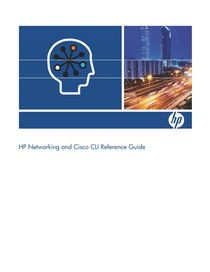 HP Networking and Cisco CLI Reference Guide - Redes de