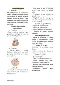 Infecções odontogênicas