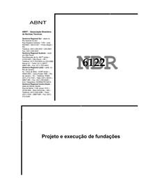 NBR 06122 - 1996 - Projeto e Execução de Fundações (outra formatação)